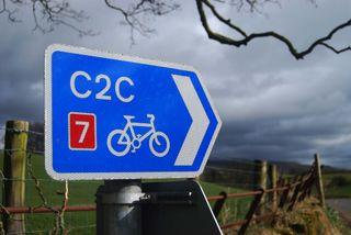 C2C sign